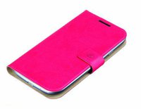 Fenice Diario Case Poppy Pink (Samsung Galaxy S3)