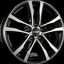 Oxxo Alloy Wheels Decimus Black (6,5x16)