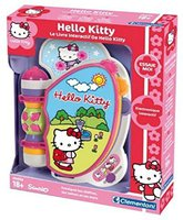 Clementoni Interaktives Buch Hello Kitty (62219)