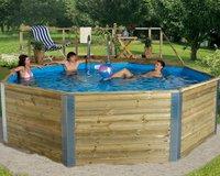 weka Pool Korsika 2 (571 x 471 x 116 cm)