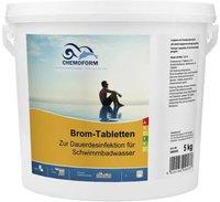 Chemoform Brom Tabletten