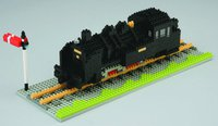 Kawada Nanoblock - Dampf Lokomotive