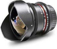 Walimex Pro 8 mm f3.8 Fish-Eye II VDSLR [Nikon]