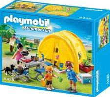 Playmobil Famillen Camping (5435)