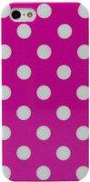 Katinkas Dotty Soft Cover magenta (iPhone 5)