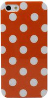 Katinkas Dotty Soft Cover rot (iPhone 5)
