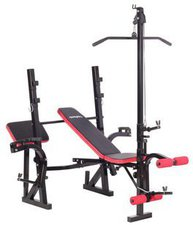 SportPlus Weight Bench Deluxe Version