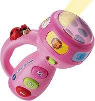 Vtech Baby - Fröhliche Taschenlampe pink