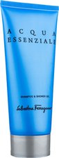 Salvatore Ferragamo Acqua Essenziale Shampoo & Shower Gel (200 ml)