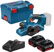 Bosch GHO 18 V-LI Professional 2 x 4,0 Ah (0 601 5A0 303)