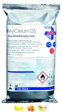 MaiMed MyClean DS Pfirsich (120 Stk.)