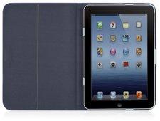 Macally Scase Schutzhülle Slim mit Aufstellfunktion für iPad mini