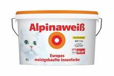 Alpina Farben Alpinaweiß 1 l