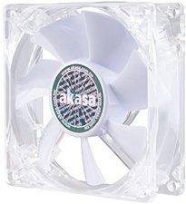 Akasa Quiet Pearl White Fan 80mm (AK-FN054)
