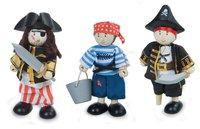 Le Toy Van Budkins - 3 Piraten
