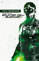 Tom Clancy's Splinter Cell: Blacklist - The 5th Freedom Edition (PS3)