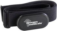 Newgen Medicals Bluetooth-Puls-Brustgurt für iPhone 4S / 5