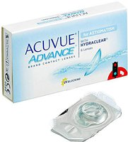 Johnson & Johnson Acuvue Advance for Astigmatism (6 Stk.) +1,00