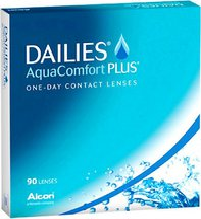 Ciba Vision Focus Dailies AquaComfort PLUS -5,25 (90 Stk.)