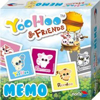 Noris Yoohoo & Friends Memo