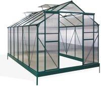 Dema Amsterdam 426 x 245 cm (4mm HKP, Alu grün)