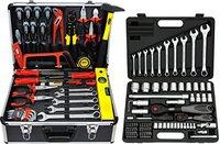 Famex Werkzeugkoffer Komplettset 170-teilig
