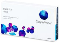 CooperVision Biofinity Toric (3 Stk.) +3,25
