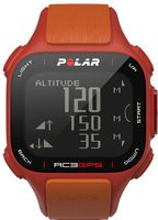 Polar RC3 GPS N black