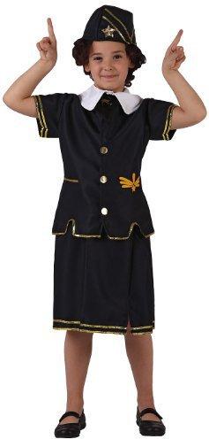 Atosa Verkleidung Stewardess