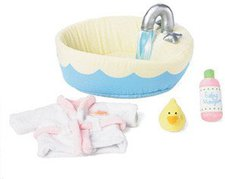 Manhattan Toy Baby Stella Bath Set