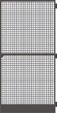 Schellenberg Insektenschutz-Tür 120/240 cm, 32/11 cm