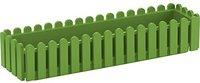 Emsa Landhaus Blumenkasten 75cm dunkelgrün