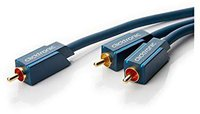 Clicktronic 70457 Casual Subwoofer-Kabel (3m)