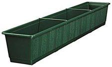 Geli Blumenkasten Standard 100 dunkelgrün