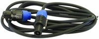 Omnitronic LS-Kabel 2 x 2,5mm² SPK / SPK (20m)