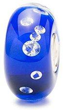 Trollbeads Diamanten Weihnachten blau (81007)