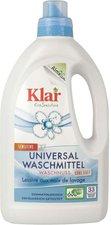 AlmaWin Klar Waschnuss Flüssig (1,5 l)