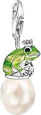 Thomas Sabo Froschkönig auf Perle (0807-158-6)