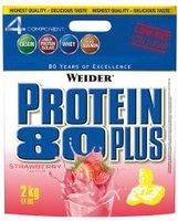 Weider Protein 80 Plus Erdbeere (2000g)