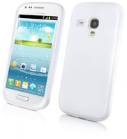 Muvit Cover minigel (Samsung Galaxy S3 Mini) black