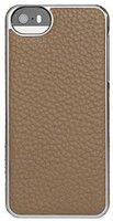 Adopted Leather Wrap Case Braun für iPhone 5