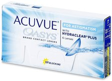 Johnson & Johnson Acuvue Oasys for Astigmatism -3,50 (6 Stk.)