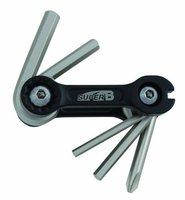Super B 6 in 1 Folding Tool