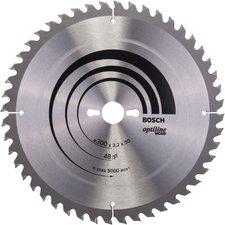 Bosch Optiline Wood Kreissägeblatt 300 x 30 x 3,2 mm 48 UW (2 608 640 672)