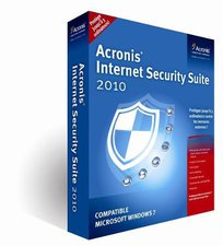 Acronis Internet Security Suite 2010 (Win) (FR)