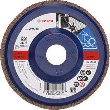 Bosch Blue Metal-top Ø 125 mm Korn 120, gerade, Kunststoff (2 608 607 341)