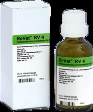 Dr. Reckeweg Revet RV 4 Globuli ad us. vet. (42 g)