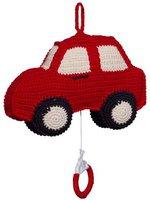 Anne Claire Petit Kinder-Häkel-Auto-Spieluhr