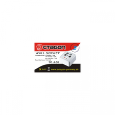 Octagon Antennendose 4-loch (SD 4-00)