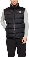 The North Face Women's Nuptse Classic Vest Tnf Black
